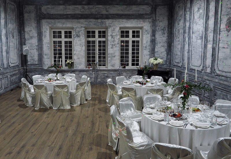 лофт на свадьбу