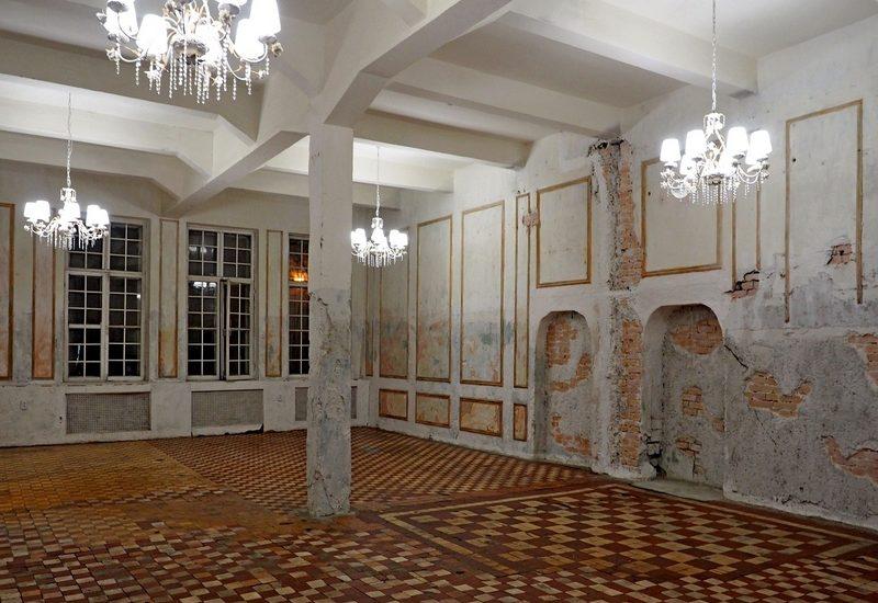 лофт в викторианском стиле